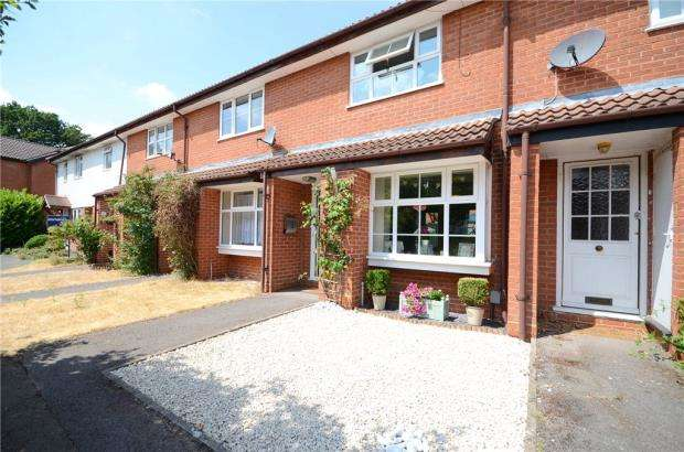 2 Bedrooms Terraced House for sale in Gregory Close, Lower Earley, Reading