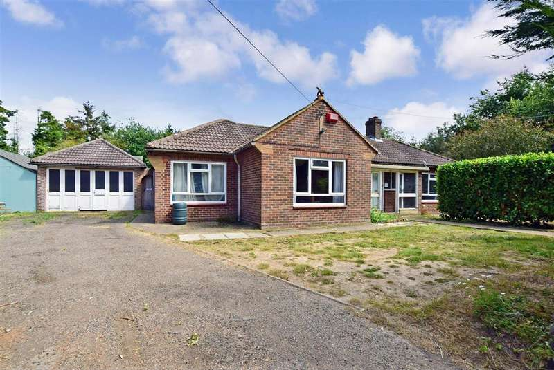 4 Bedrooms Detached Bungalow for sale in Maypole Lane, , Hoath, Canterbury, Kent