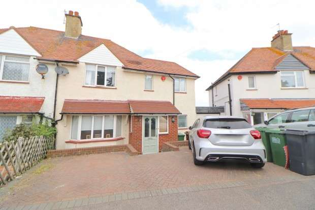 4 Bedrooms Semi Detached House for sale in The Circus, Eastbourne, BN23