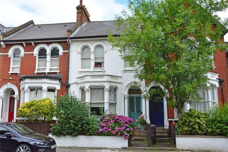 4 Bedrooms Terraced House for sale in Algernon Road, Lewisham, London, SE13