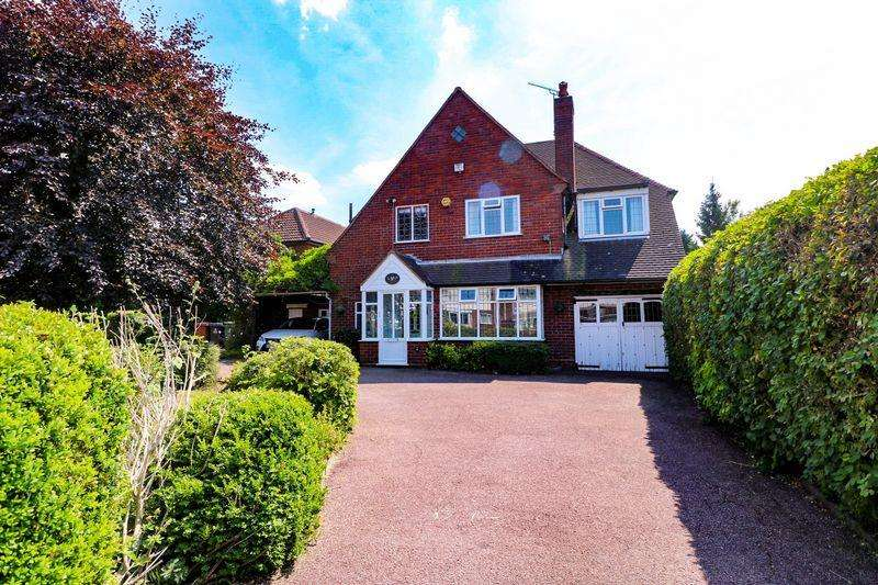 4 Bedrooms Detached House for sale in Park Hall Road, Park Hall, Walsall