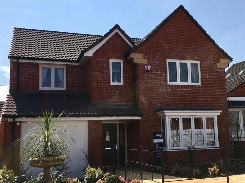 2 Bedrooms End Of Terrace House for sale in Pinhoe, Pinn Court Farm, Pinncourt Lane, Exeter, EX1