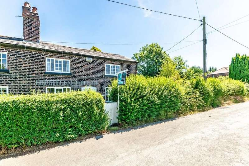 2 Bedrooms Semi Detached House for sale in Moss Lane, Moore, Cheshire