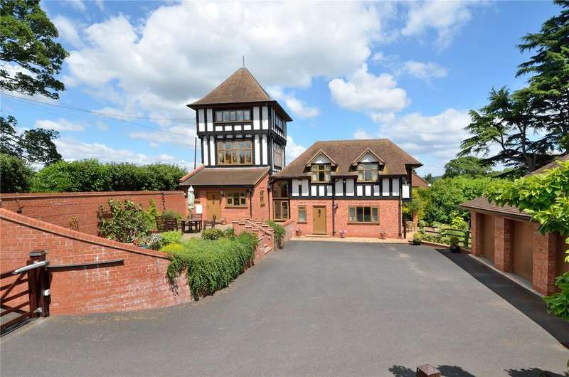 4 Bedrooms Detached House for sale in Bournheath, Bromsgrove