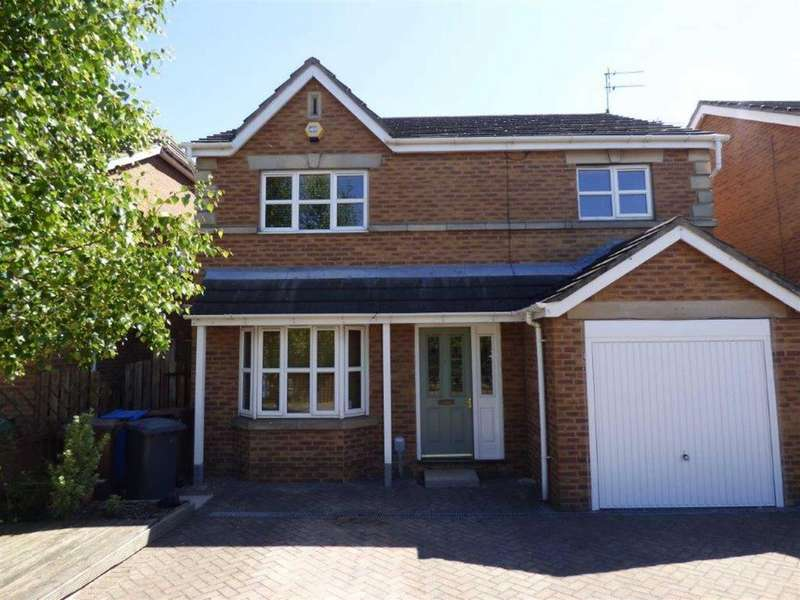 4 Bedrooms Detached House for sale in Mast Drive, Victoria Dock, Hull