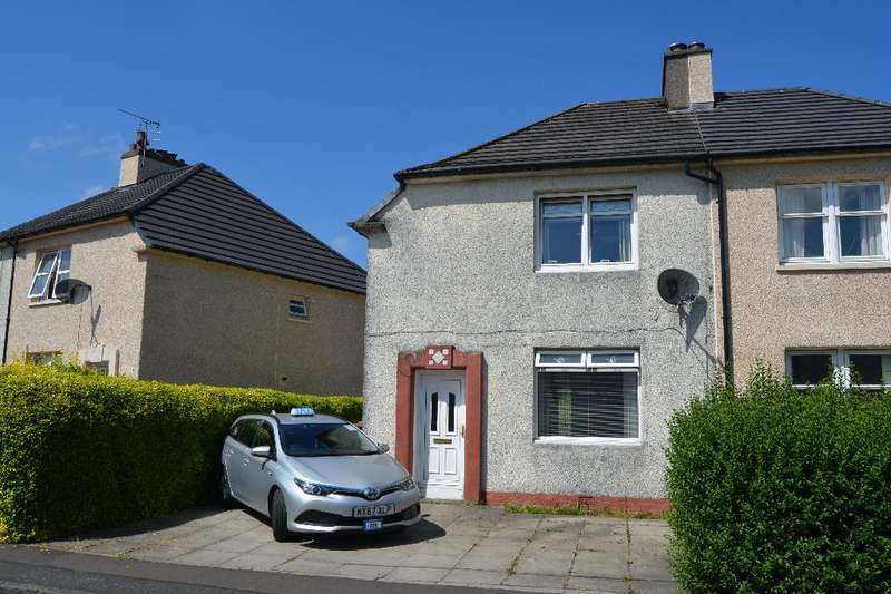 2 Bedrooms Semi Detached House for sale in Thornton Avenue, Bonnybridge, Falkirk, FK4 1AR