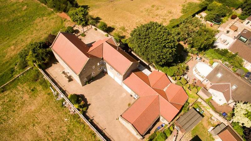 6 Bedrooms Detached House for sale in Fox Lane, Barnburgh