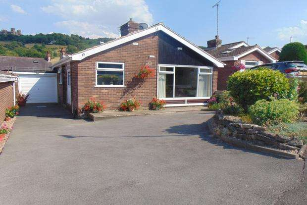 2 Bedrooms Detached Bungalow for sale in Tor Rise, Starkholmes, Matlock, DE4