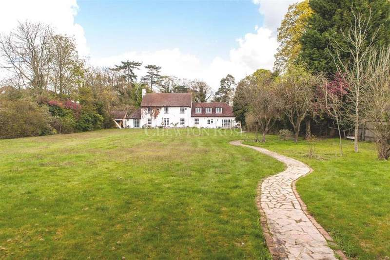5 Bedrooms Detached House for sale in Stoke Poges, Buckinghamshire