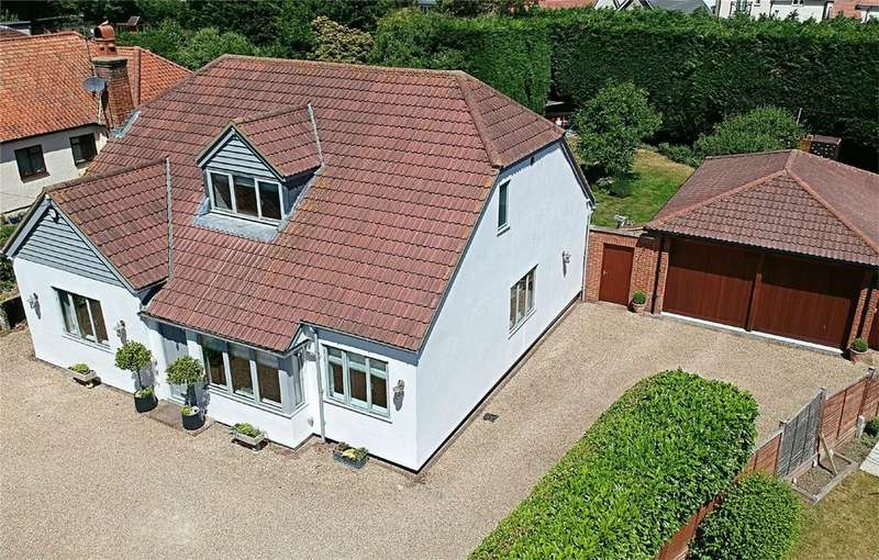 4 Bedrooms Detached House for sale in Walnut Tree Avenue, Sawbridgeworth, Hertfordshire