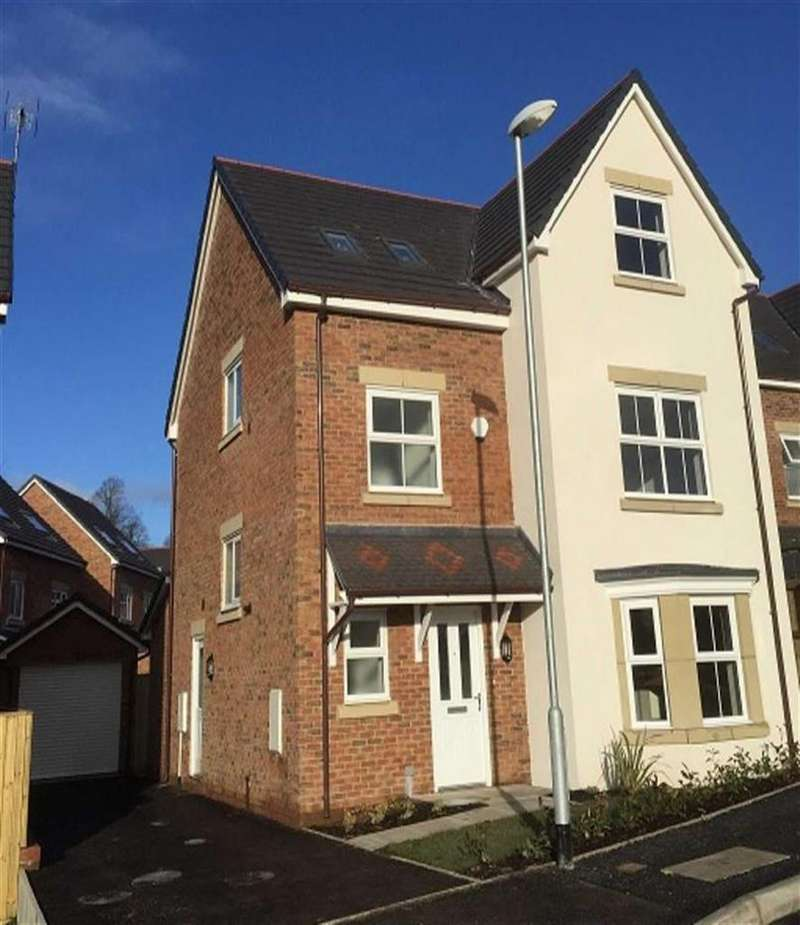 4 Bedrooms Detached House for sale in The Grace, Gresford, Wrexham