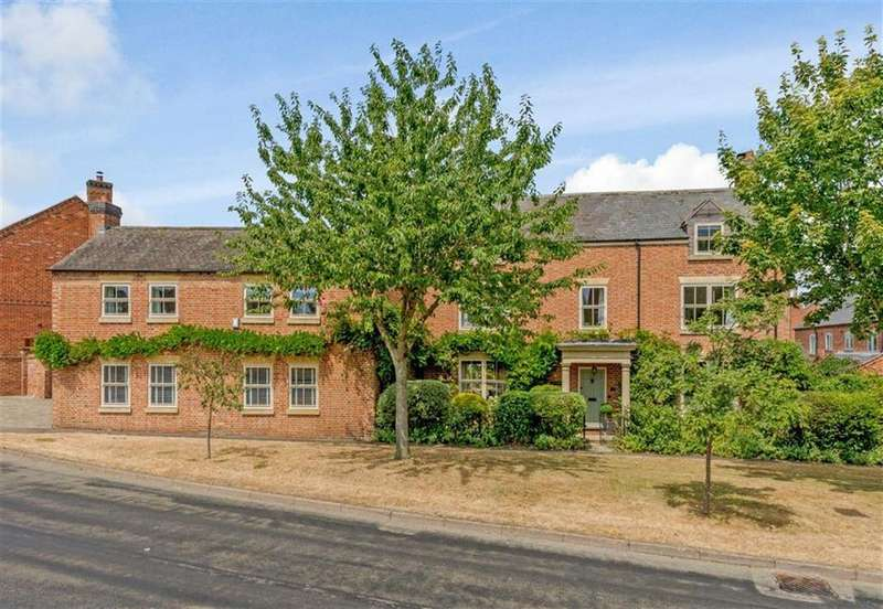 6 Bedrooms Detached House for sale in Old Forge Road, Ashby Magna, Lutterworth