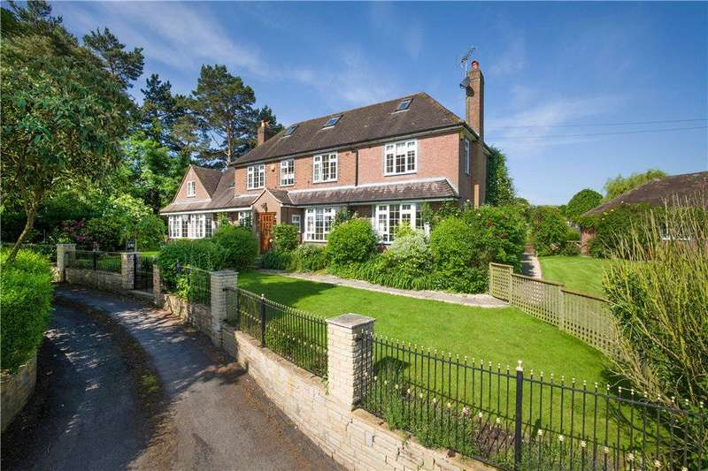 4 Bedrooms Detached House for sale in Heightington Road, Ribbesford, Bewdley, Worcestershire, DY12