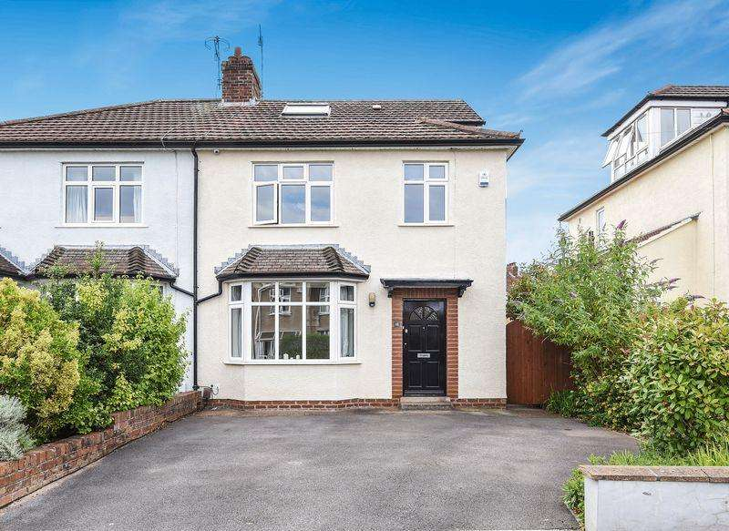 4 Bedrooms Semi Detached House for sale in Rysdale Road, Bristol