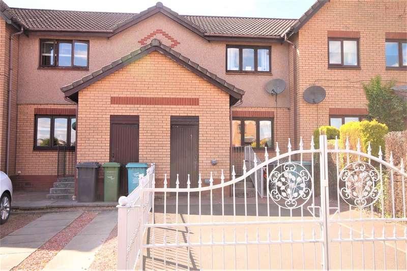 3 Bedrooms Terraced House for sale in Carmyle Gardens, Coatbridge