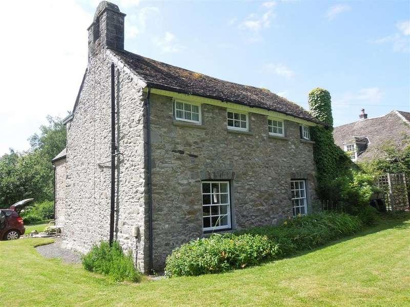3 Bedrooms Detached House for sale in Llansawel, Llandeilo