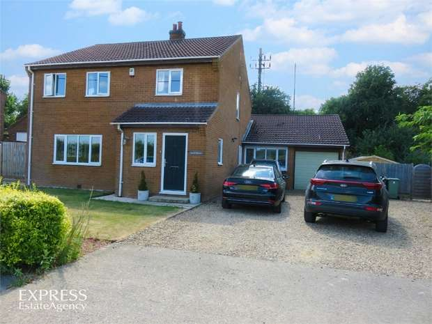 6 Bedrooms Detached House for sale in Station Road, Little Bytham, Grantham, Lincolnshire