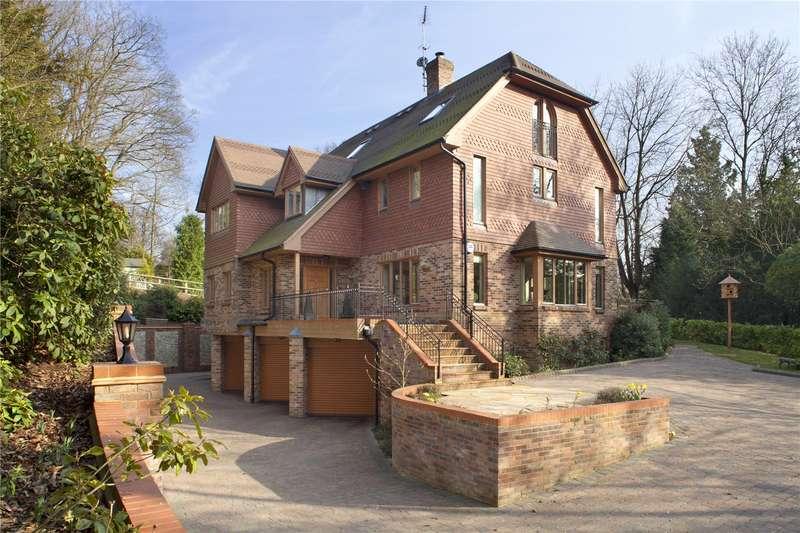 6 Bedrooms Detached House for sale in Comp Lane, Platt, Sevenoaks, TN15