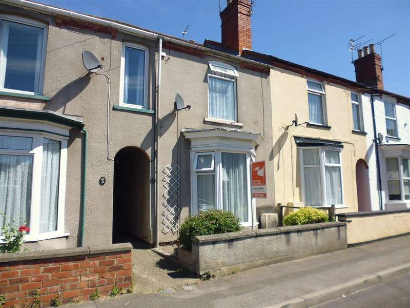 2 Bedrooms Terraced House for sale in Victoria Street, Bracebridge, Lincoln