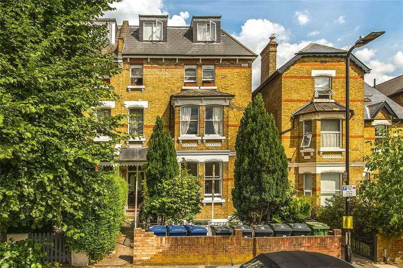 2 Bedrooms Flat for sale in Cumberland Park, London, W3