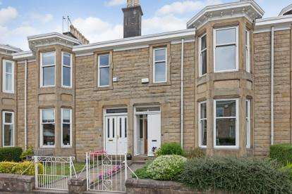 3 Bedrooms Terraced House for sale in Selborne Road, Jordanhill