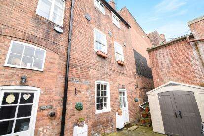 2 Bedrooms Terraced House for sale in Barbourne Road, Barbourne, Worcester, Worcestershire