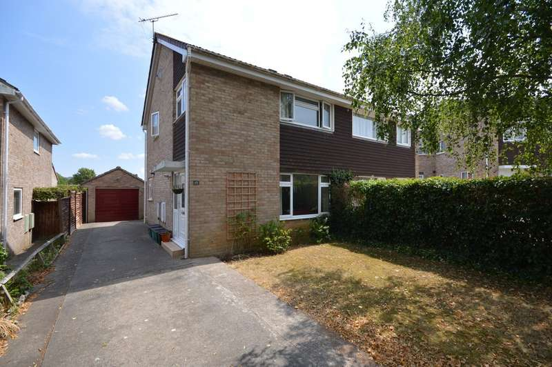 3 Bedrooms Semi Detached House for sale in Pepys Close, Saltford, BS31