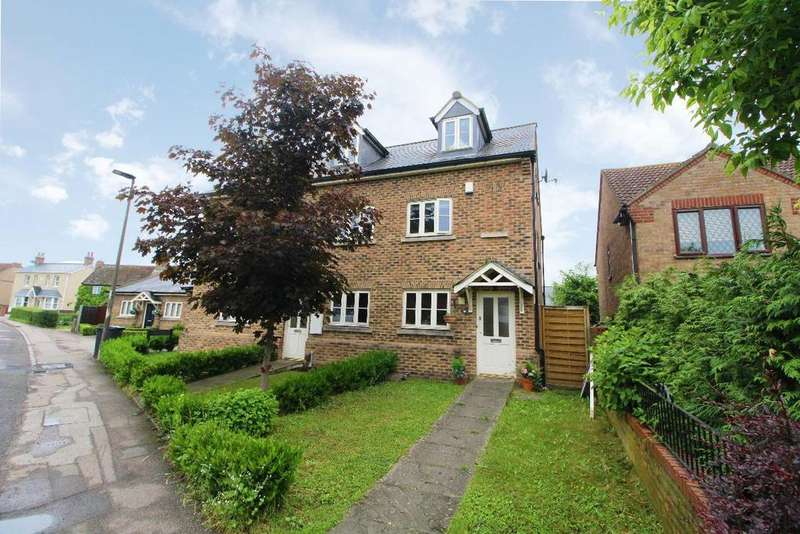 3 Bedrooms Town House for sale in Bedford Road, Wootton, Bedfordshire, MK43