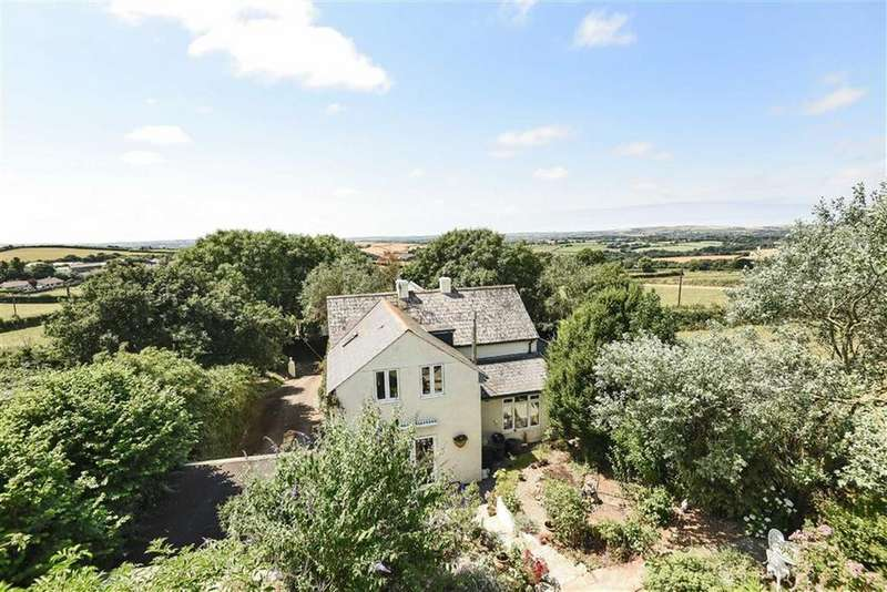 3 Bedrooms Detached House for sale in St Mabyn, Bodmin, Cornwall, PL30