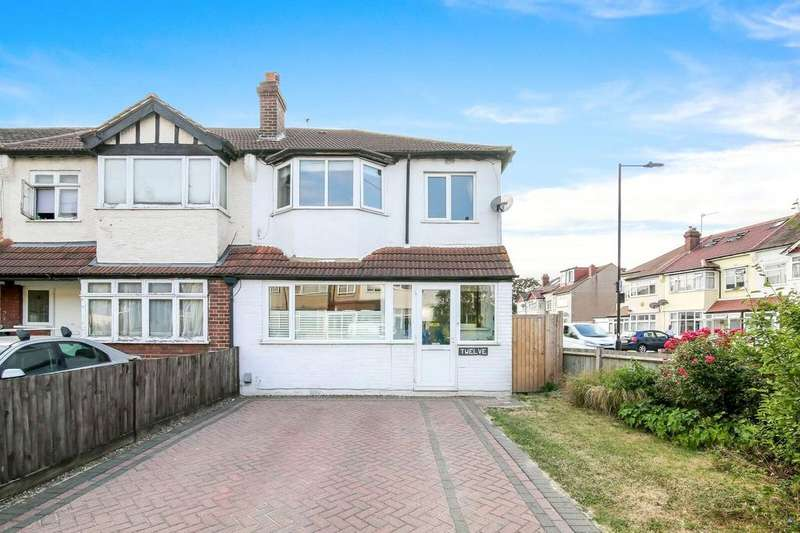 3 Bedrooms End Of Terrace House for sale in Hawkhurst Road, London, SW16