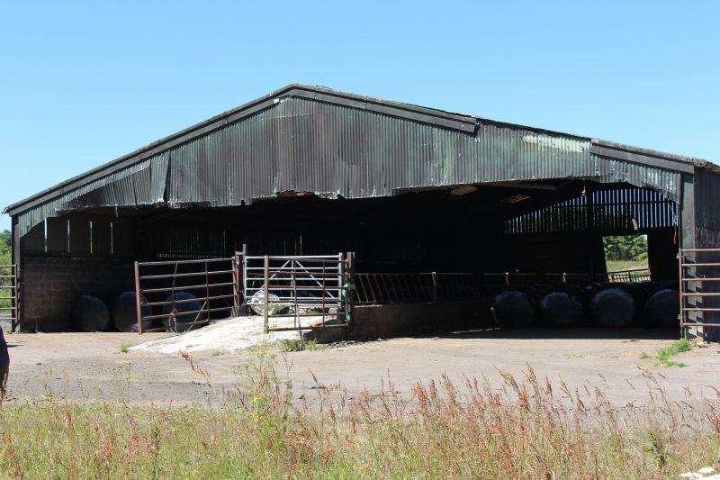 Land Commercial for sale in Lot 5 Mossend Fam, West Calder, West Lothian EH55