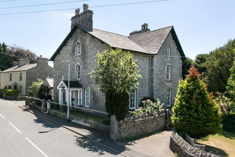 6 Bedrooms Detached House for sale in Trinity House, Burton Road, Holme, Carnforth LA6 1PZ