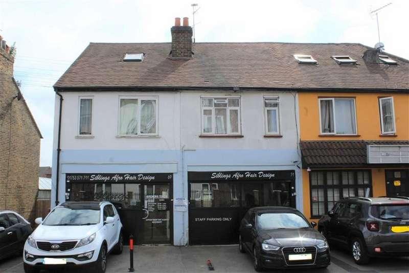 2 Bedrooms Maisonette Flat for sale in Grays Road, Slough, Berkshire