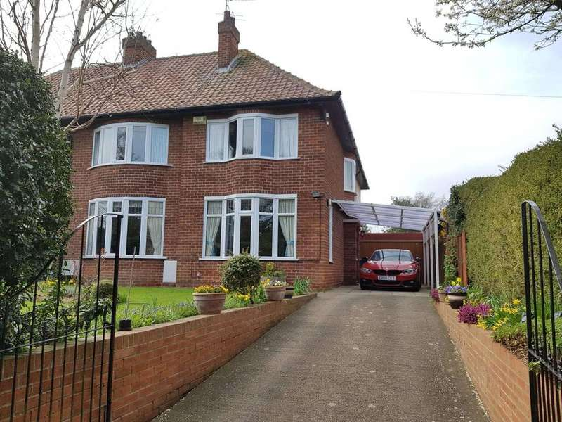 4 Bedrooms Semi Detached House for sale in Victoria Road, Saltburn TS12