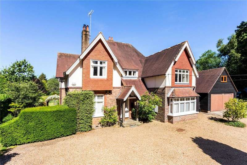 4 Bedrooms Detached House for sale in Oxbottom Lane, Newick, East Sussex, BN8
