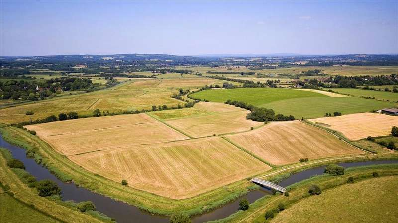 Farm Commercial for sale in Castle Farm and Brooks, Mill Lane, Amberley, West Sussex