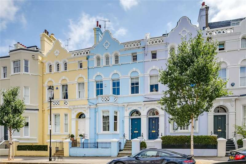 6 Bedrooms Terraced House for sale in Lansdowne Road, London