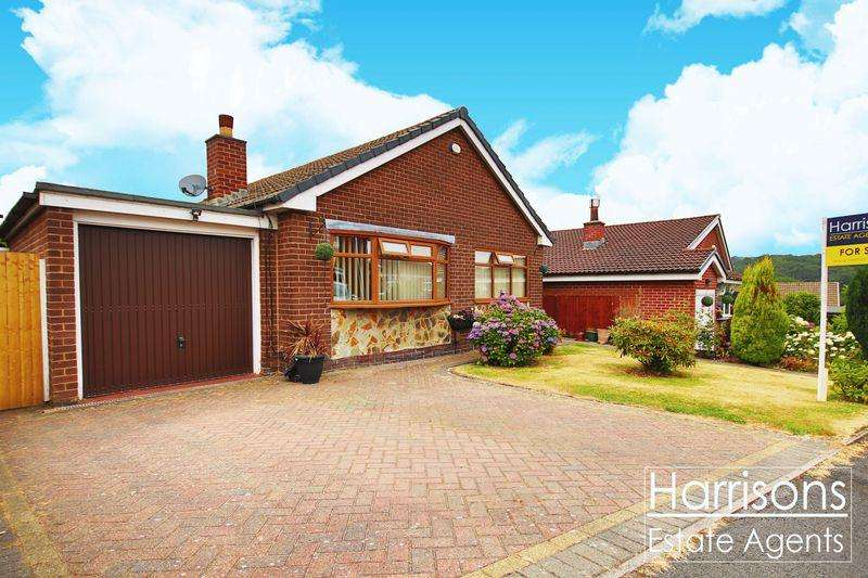 3 Bedrooms Detached Bungalow for sale in Whiting Grove, Ladybridge, Bolton, Lancashire.