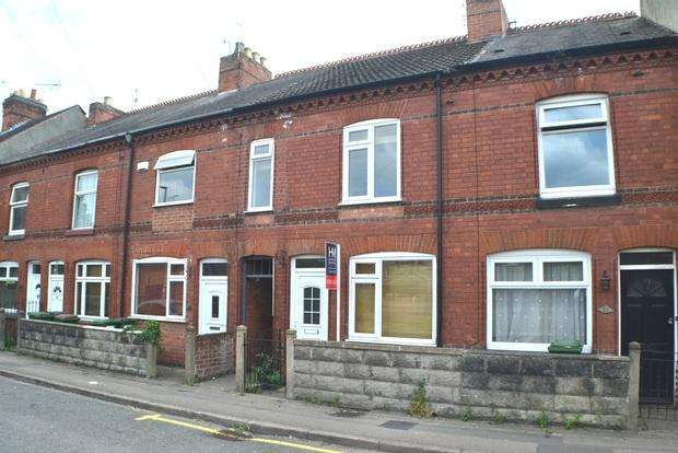 2 Bedrooms Terraced House for sale in King Street, Enderby, Leicester, LE19