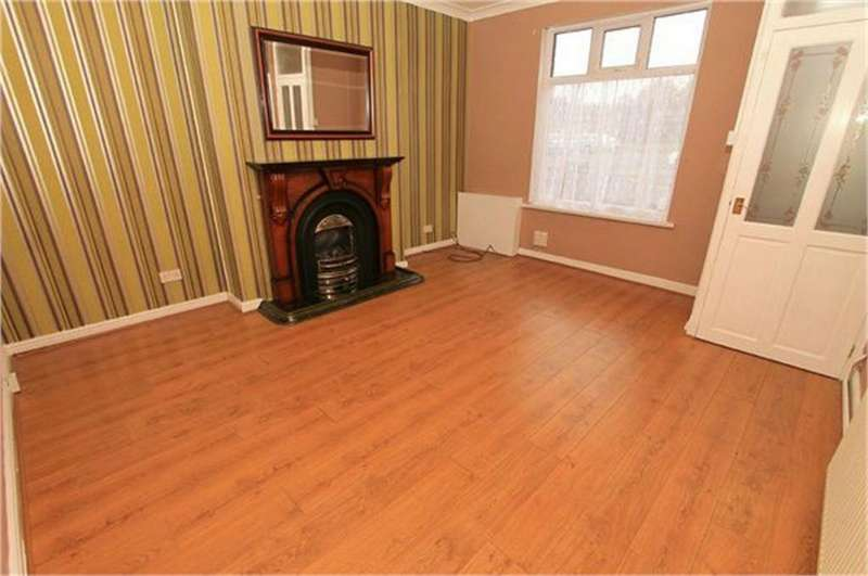 2 Bedrooms Terraced House for sale in Hatfield Road, Heaton, BOLTON, Lancashire