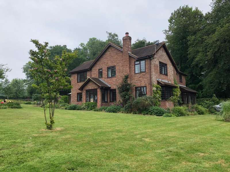5 Bedrooms Detached House for sale in Wyfold, Close to Henley and Reading, RG4