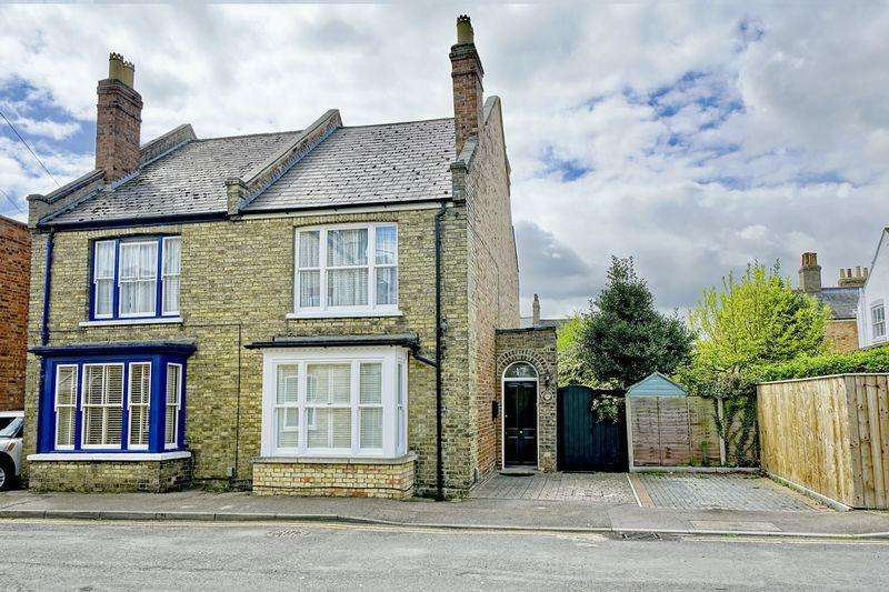 2 Bedrooms Semi Detached House for sale in Euston Street, Huntingdon