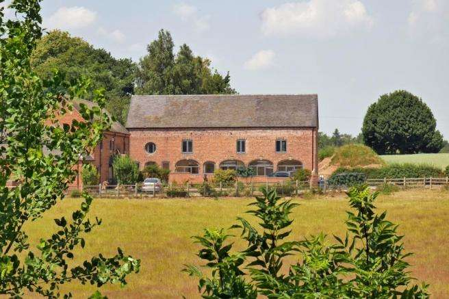 5 Bedrooms Barn Conversion Character Property for sale in Barn One, Shebdon Farm Barns, Shebdon, Staffordshire, ST20 0PT