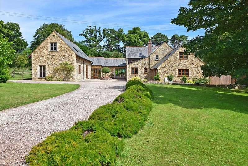 5 Bedrooms Barn Conversion Character Property for sale in Dalwood, Axminster, Devon