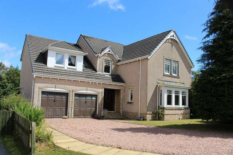 6 Bedrooms Detached House for sale in Millhill Close, Greenloaning, Dunblane, FK15