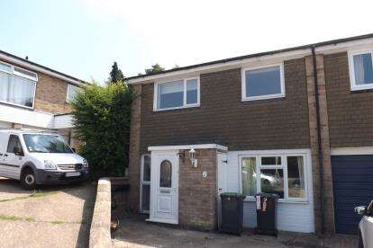3 Bedrooms End Of Terrace House for sale in Southland Rise, Langford, Biggleswade, Bedfordshire