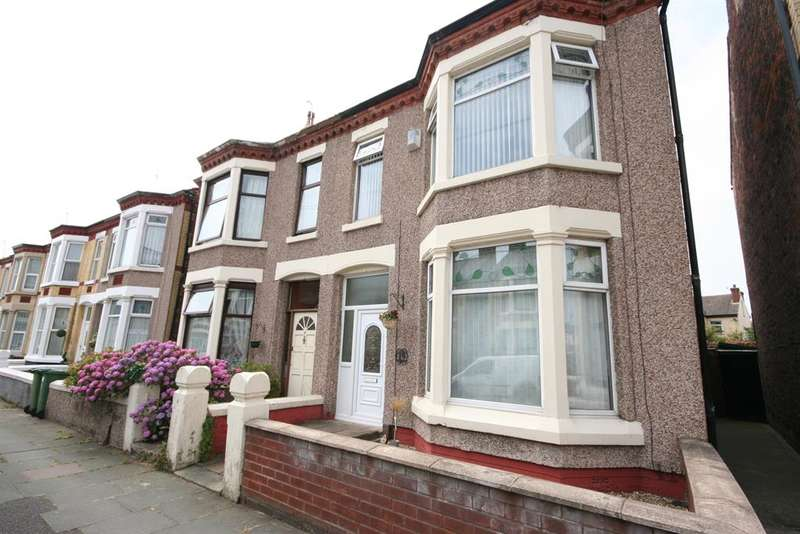 4 Bedrooms Semi Detached House for sale in The Summit, Wallasey, CH44 1AZ