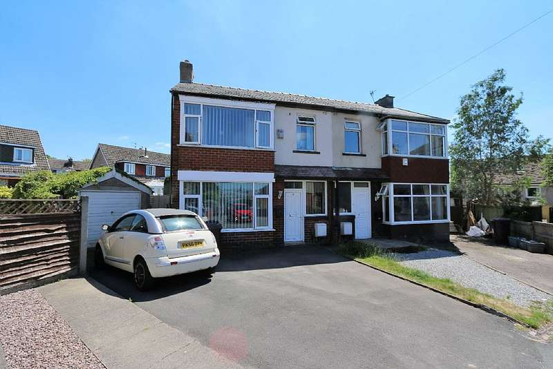 3 Bedrooms Semi Detached House for sale in 20, Matlock Grove, Burnley, Lancashire, BB10 3HJ