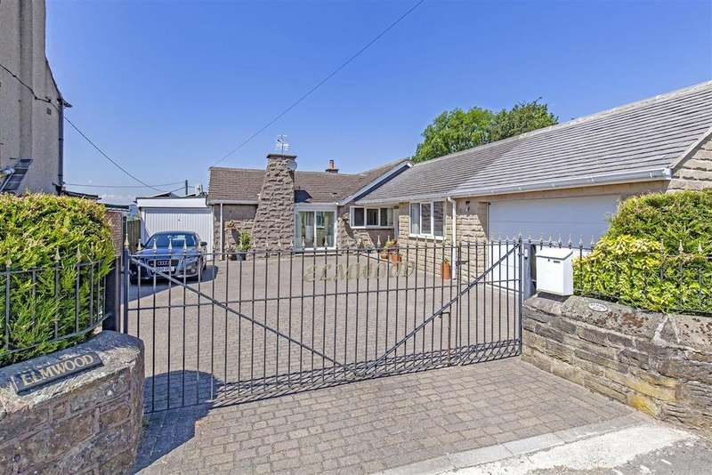 4 Bedrooms Detached Bungalow for sale in Main Road, Stretton, Alfreton