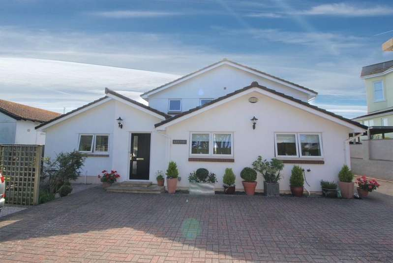 5 Bedrooms Detached House for sale in Higher Woodway Road, Teignmouth